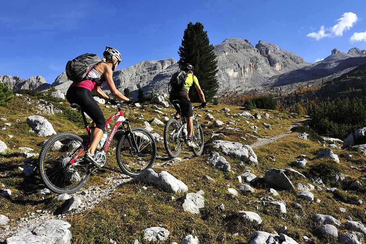 mountain bike, Пакет Ривьера